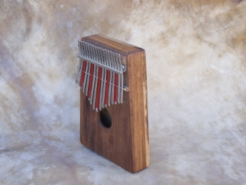 H. Tracey Kalimba Treble Diatonic Box mit Pickup