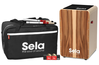 Sela Professional Cajon Player Pack