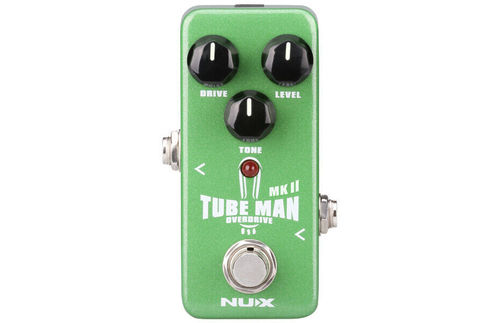 NuX Tube Man MKII (NOD-2) Overdrive